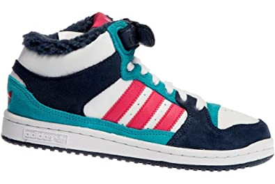 new style c4cd0 eeedc Adidas Decade Mid W G64145, Baskets Femme Amazon.fr Chaussur