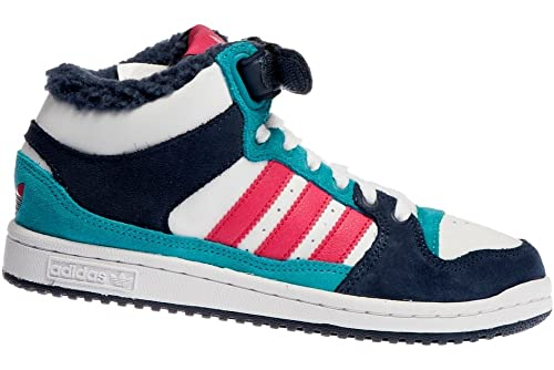 finest selection f4f4a 3172f adidas Womens Decade Mid W G64145 Trainers