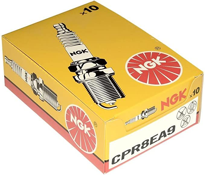 NGK Spark Plug Single Piece Pack for Stock Number 7496 or Copper Core Part No BCP5ES