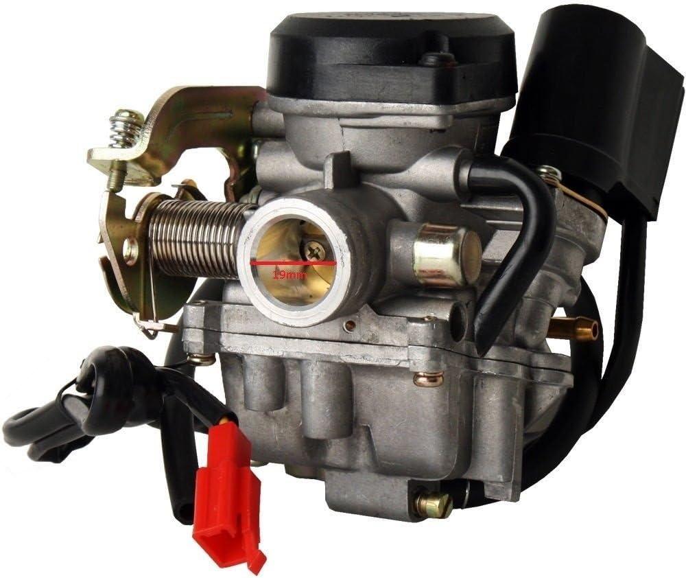 Schwimmer Vergaser CVK PD18J Baumarkt Motor Roller 50ccm 4Takt Vergaserschwimmer