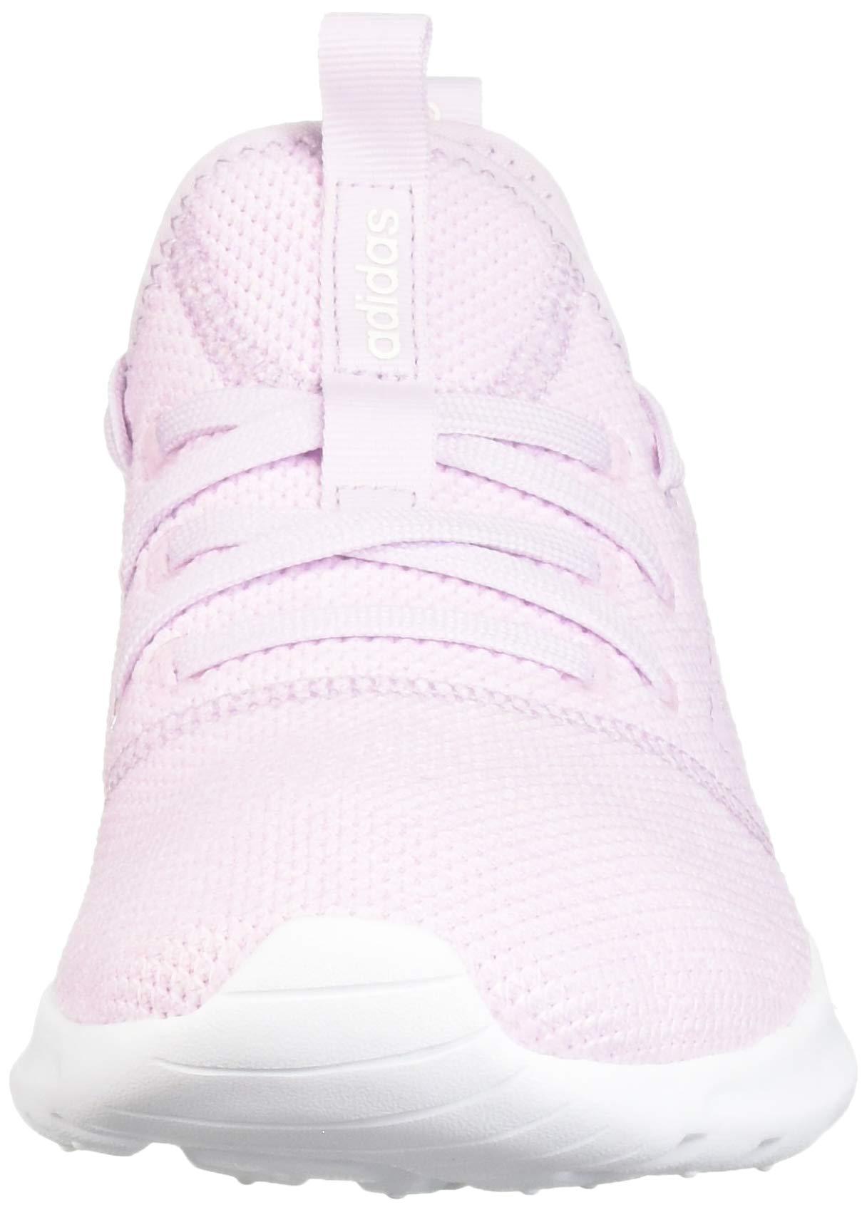 adidas Women's Cloudfoam Pure, aero Pink/White, 5.5 M US by adidas (Image #4)