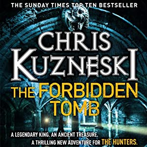 The Forbidden Tomb Audiobook
