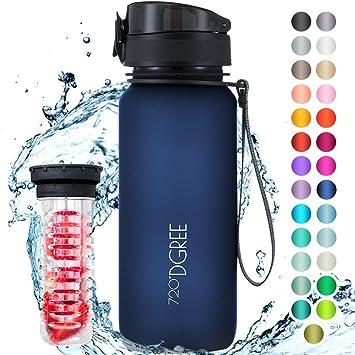 Wasserflasche für Kinder Edelstahl Sportflaschen American Style