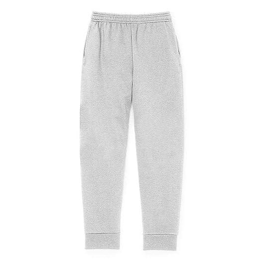 2363ebe235ad60 Hanes Boys Fleece Jogger Sweatpants with Pockets (D276) -Light Stee -XS