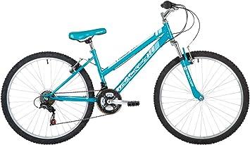 Freespirit Tracker Plus - Bicicleta de montaña para Mujer (66 cm ...