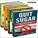 Increase Your Energy: Get Your Dream Body, Detox Your System, Zero Belly Recipes, Quit Sugar Audiobook by Sherry S. Williams Narrated by Alex Lancer