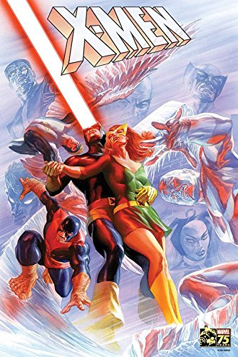Uncanny X-men 75th Anniversary Rolled Poster By Alex Ross 36