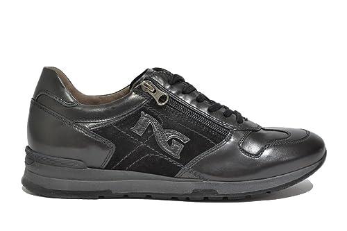 Uomo Giardini it Scarpe A604331uAmazon Nero 4331 Sneakers zLMGqSUVp