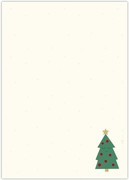 Noel Evase Pour Noel Sapin De Noel 100 Feuilles Din A4 Recto