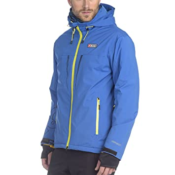 +8000 Chaqueta de Humboldt Sr poliéster capa exterior chaquetas, hombre, color azul real, tamaño XL: Amazon.es: Deportes y aire libre
