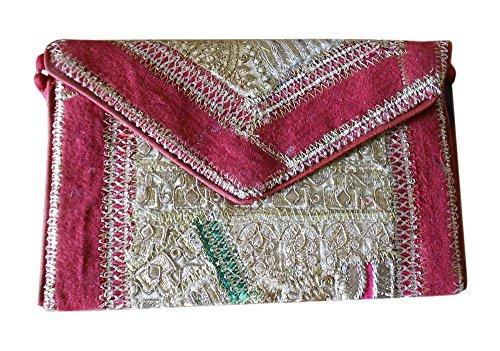 Creazioni Kalra, Borsa A Tracolla Da Donna Multicolore Multicolore