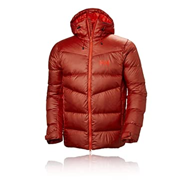 05b99f9e656 Helly Hansen 62778 Men's Vanir Icefall Down Jacket, Red Brick - S