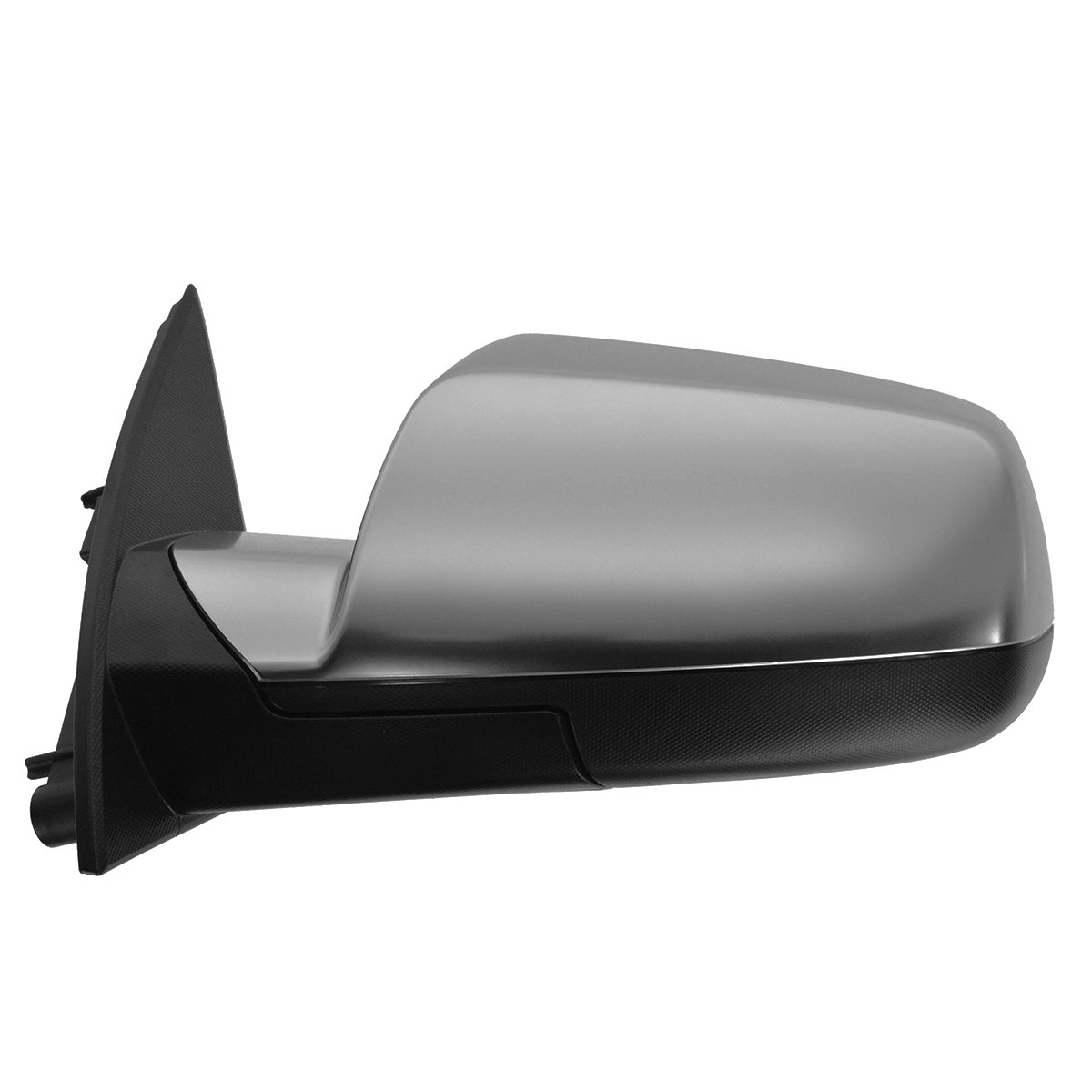 Mirror Power Textured Black Blindspot RH Right Passenger Side for 12-14 Equinox