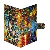 Shopmania Couple Love art Women's Canvas Wallet, Card, Passport Holder, Clutch, Purse