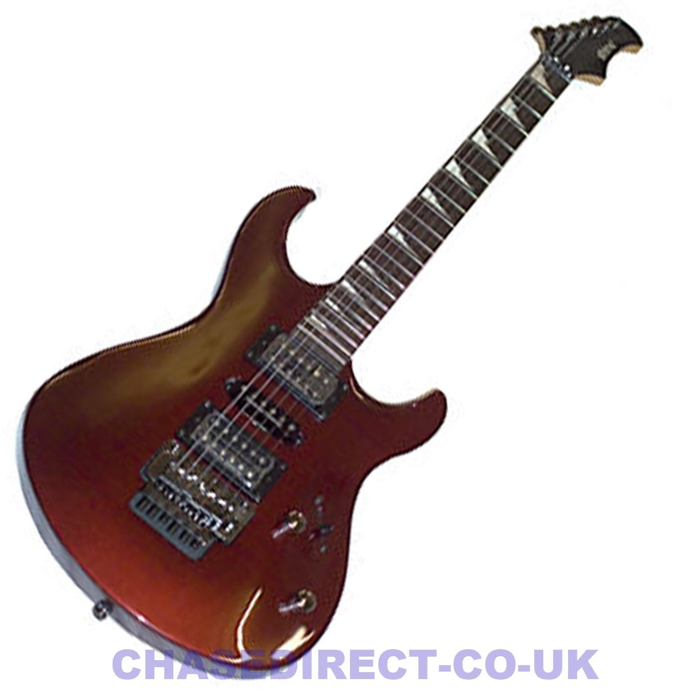 Shine By Chase Electric Guitar SD-220 Seymour Duncan Pickups
