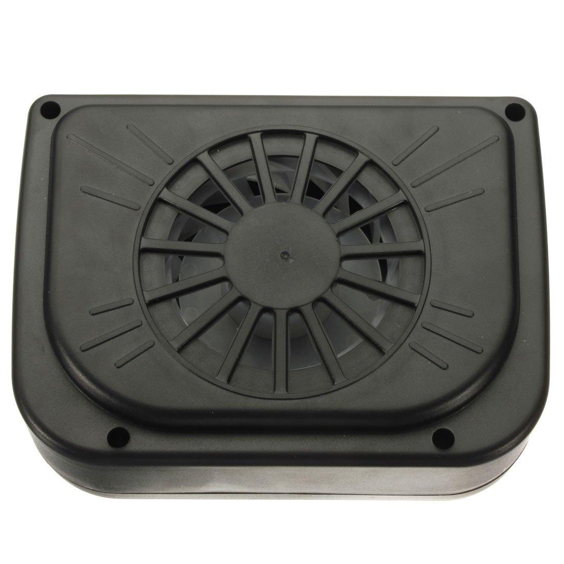 Winnerbe Solar Sun Power Car Auto Air Vent Cool Fan Cooler Ventilation System Radiator