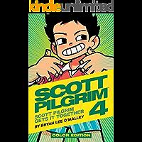 Scott Pilgrim Vol. 4 (of 6): Scott Pilgrim Gets It Together - Color Edition (English Edition)