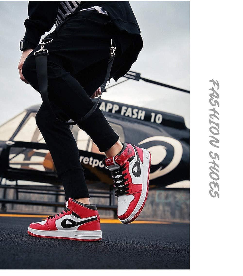 IDNG Basketballschuhe Basketballschuhe Basketballschuhe  Männer   Basketball-Schuhe Man Gym Turnschuhe Für Herren   Rutschfeste   Sportschuhe B07MK2F3B1 Basketballschuhe Mittlere Kosten 0c1421
