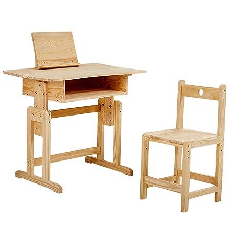 KINDOYO - Juego de Mesa de Estudio y sillas Ergonómicas para Niños ...