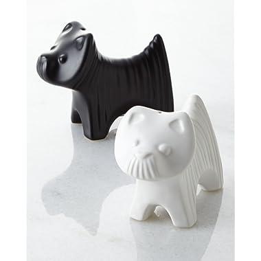 Jonathan Adler Women's Terrier Salt & Pepper Shakers