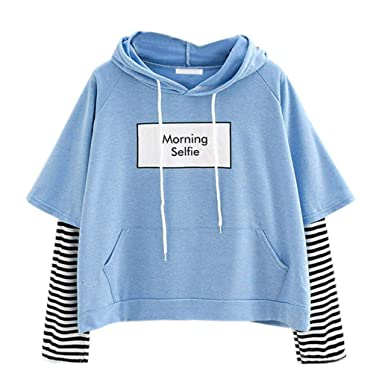 lowest price 52b3c dfe23 KIMODO Pullover Damen Herbst Winter Sweatshirts ...