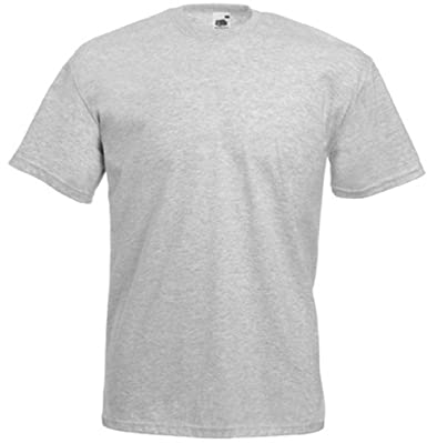 Heather Grey T Shirt Plain Tee Apparel Clothing For Him Or Her