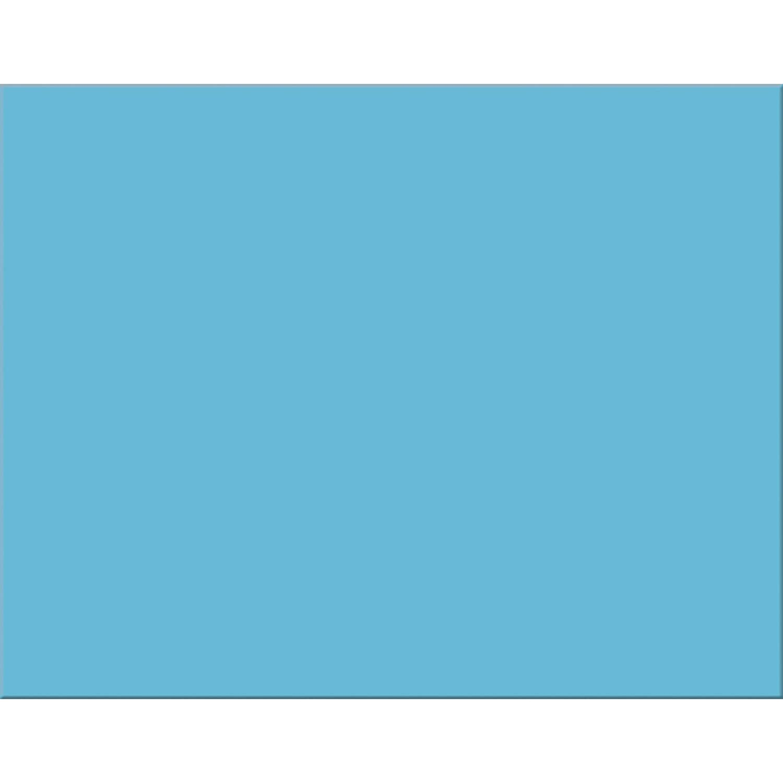 25 Sheets 22 x 28 Light Blue Pacon PAC54841 4-Ply Railroad Board
