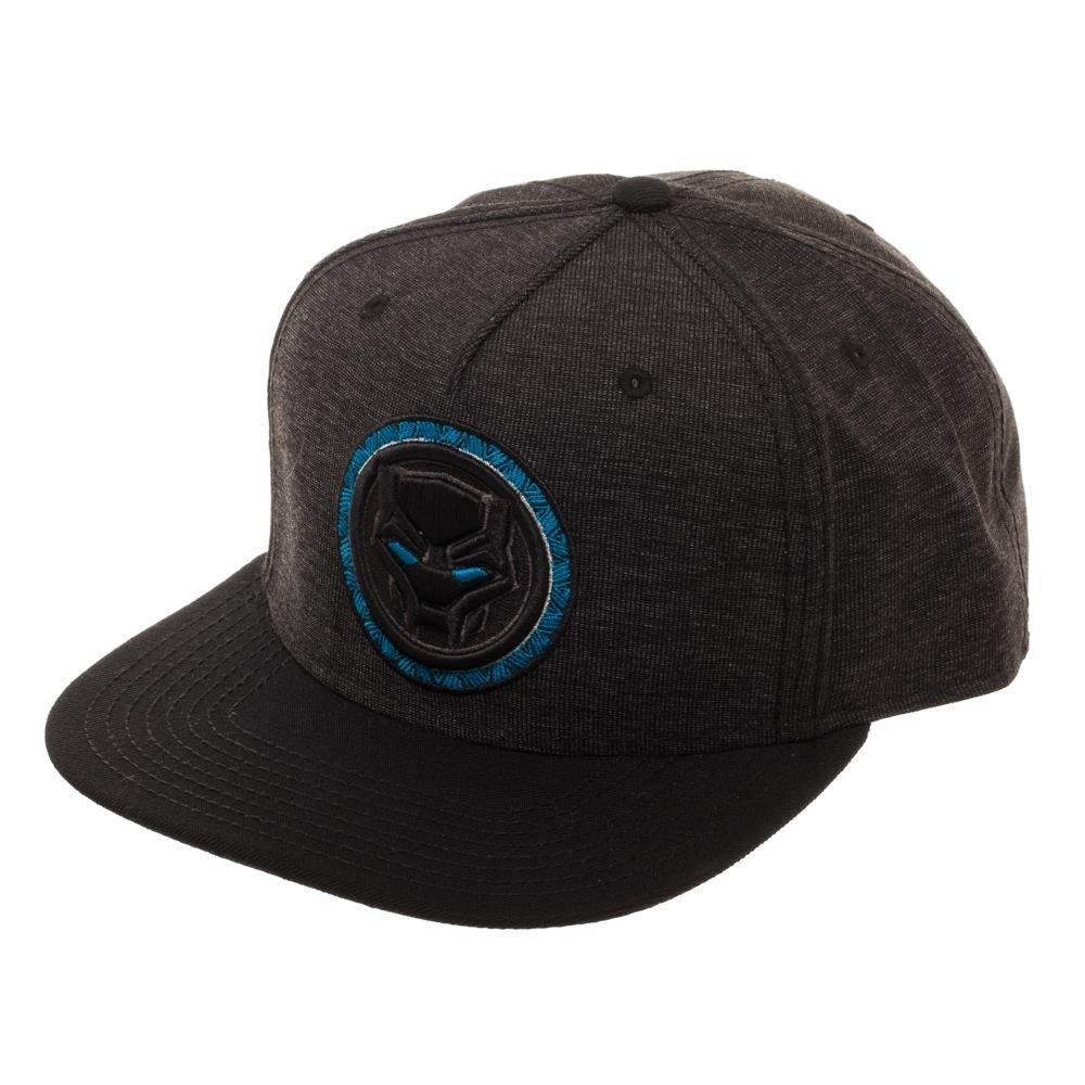 e878d92c1 Amazon.com: Bioworld Marvel Black Panther Snapback: Clothing