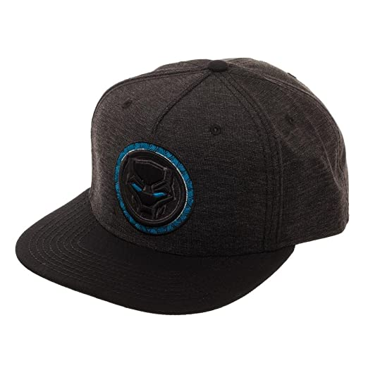 the latest ffdd8 be950 Image Unavailable. Image not available for. Color  Bioworld Marvel Black  Panther Snapback