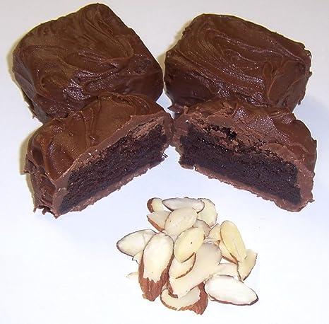 Chocolate con leche de pasteles de Scott Brownie Bites con ...