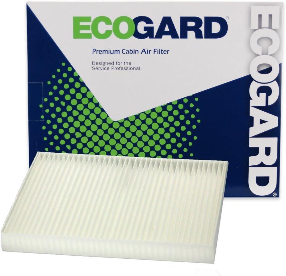 ECOGARD XC26176 Premium Cabin Air Filter Fits Dodge Charger 2011-2021, Challenger 2011-2021   Chrysler 300 2011-2021