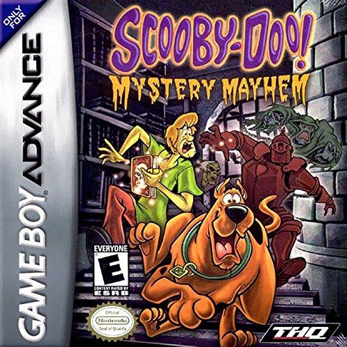 Scooby Doo Mystery Mayhem