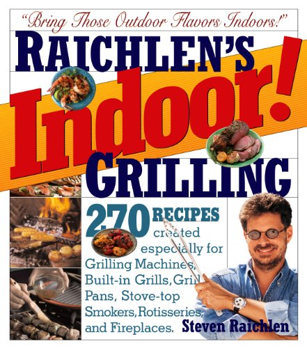 Indoor! Grilling (Grilling Cookbook Indoor)