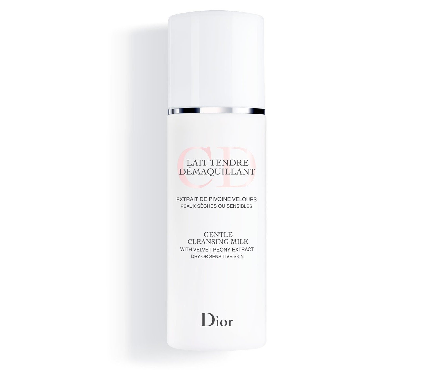 Christian Dior Gentle Cleansing Milk (Dry/Sensitive Skin) for Unisex, 6.7 Ounce