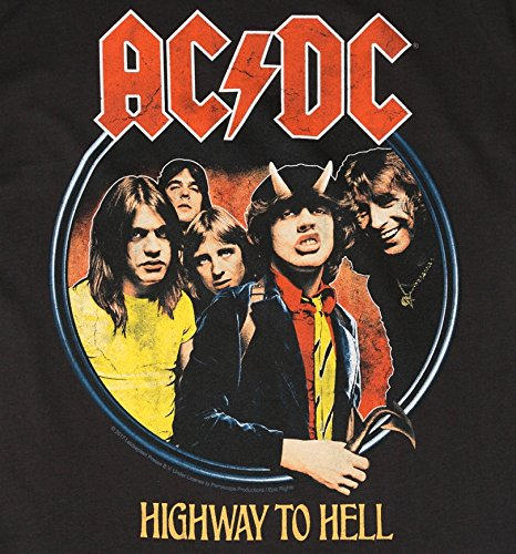 To From Highway Black Dc Ac Amplified Shirt Hell T ITpqxwxzn
