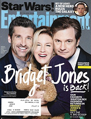 Patrick Dempsey, Renee Zellweger & Colin Firth (Bridget Jones