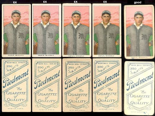 1909 t206 tobacco (baseball) Card# 353 frank oberlin for sale  Delivered anywhere in USA