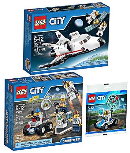 LEGO City Space Explorer Bundle