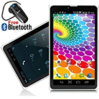Indigi 7.0 Slim Android KitKat Smart Tablet PC Phone-GSM UNLOCKED - Free Bluetooth!