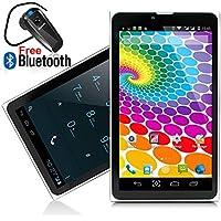 Indigi 7.0 Slim Android KitKat Smart Tablet PC Phone-GSM UNLOCKED - Free Bluetooth!