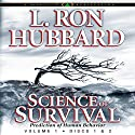 Science of Survival Audiobook by L. Ron Hubbard Narrated by Harry Chase