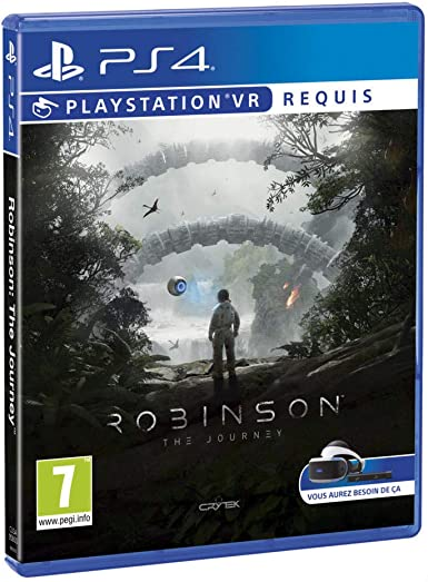 Sony VR Robinson The Journey PS4 Básico PlayStation 4 Francés ...