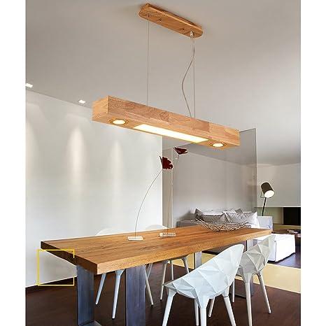 Lampada a sospensione a LED tavolo da pranzo lampada a sospensione ...