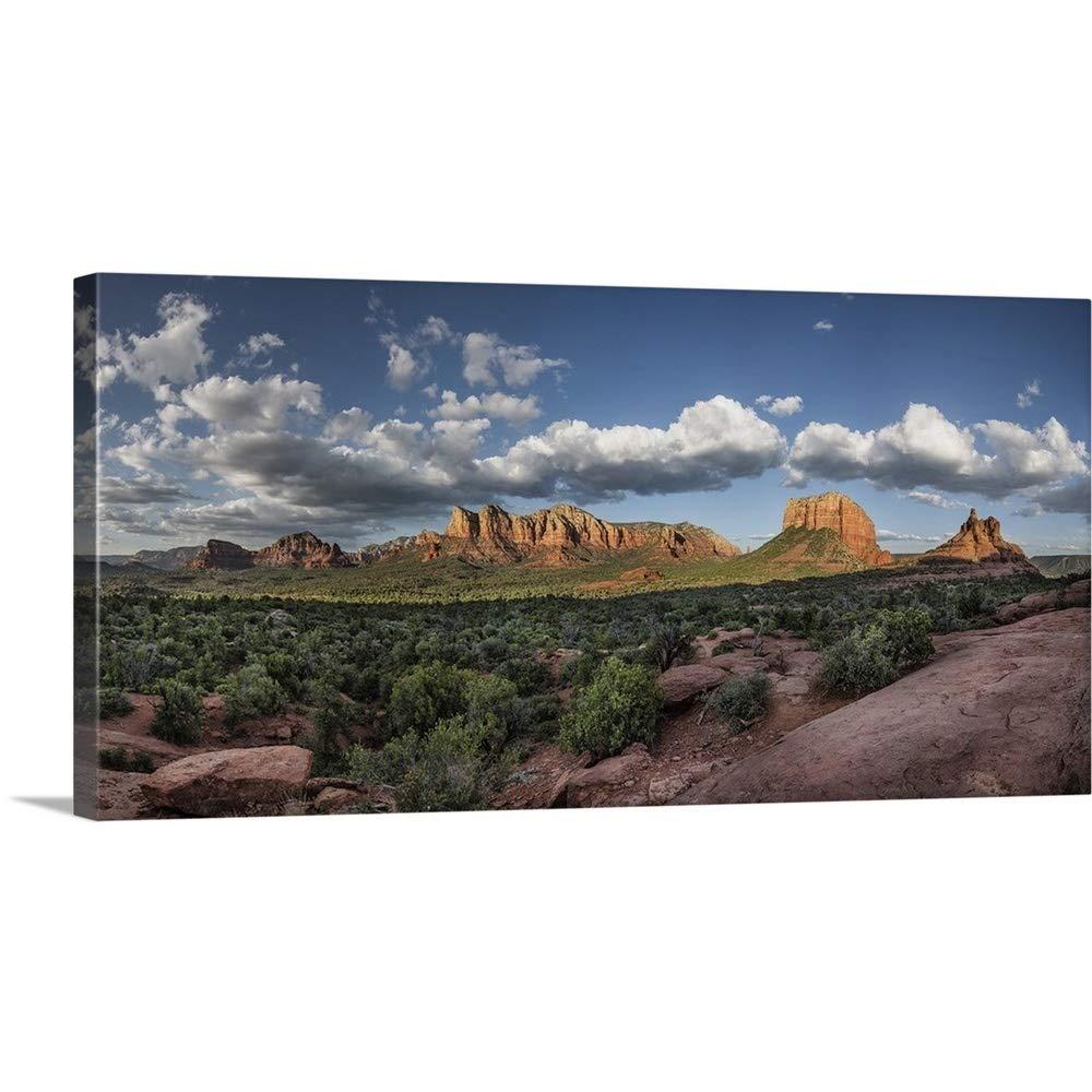 スコットStulbergギャラリー‐パノラマの雲と赤Rocks At Sunset Inアリゾナ州セドナ、 72