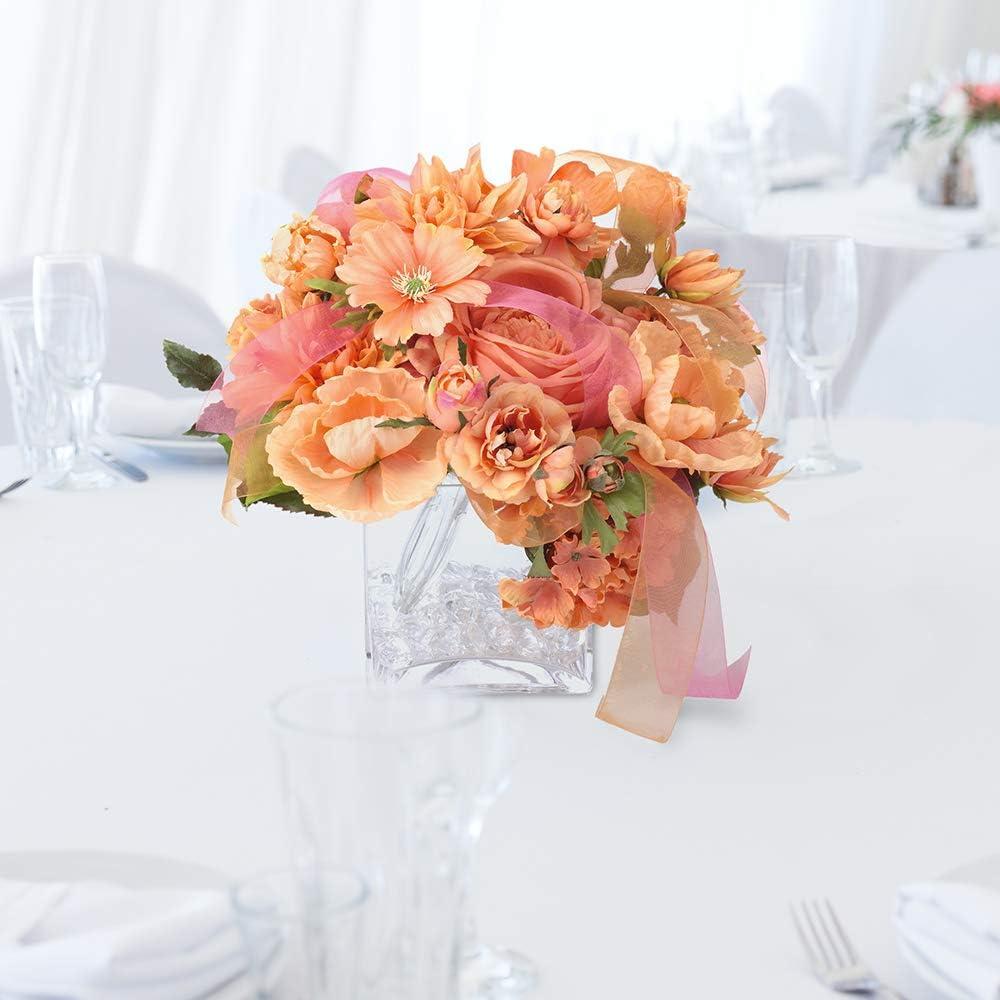 FloraCraft Gala Petite Bouquet Halter 7,9//° cm Fugenbrett X 7.25-inch-Crystal Acryl Griff w//Gr/ün Trocken Schaumstoff