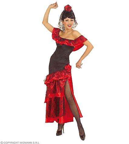 9fe746961d0a Amazon.com: Ladies Senorita Costume Extra Large Uk 18-20 For Spanish Spain Fancy  Dress: Home Improvement