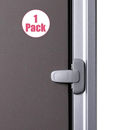 Child Safety Lock Refrigerator Door Window Cabinet Baby Preventing Fall Locks