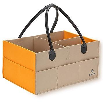 Amazon.com: Knodel - Organizador para pañales de bebé ...