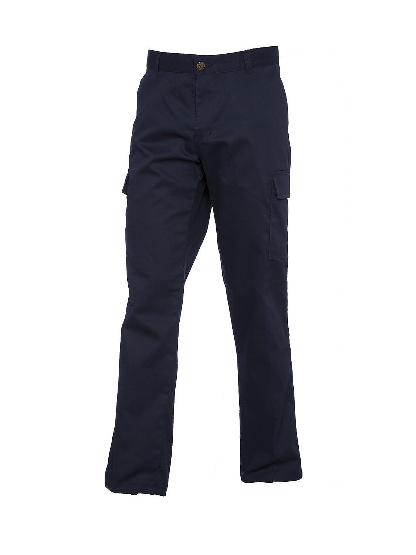 Uneek UC905 Polyester Cotton Women's Ladies Cargo Trouser Uneek Clothing Company Ltd