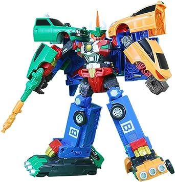 Hello Carbot mothkoong UOVO TRASFORMATORE DI MAMMUT Robot giocattolo
